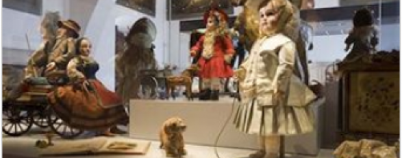 The museum of Dolls and Toys