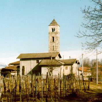 Church of Saints Cosma and Damiano Barzola